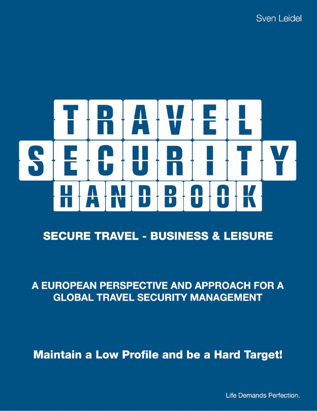 BoD-Leseprobe: Travel Security Handbook