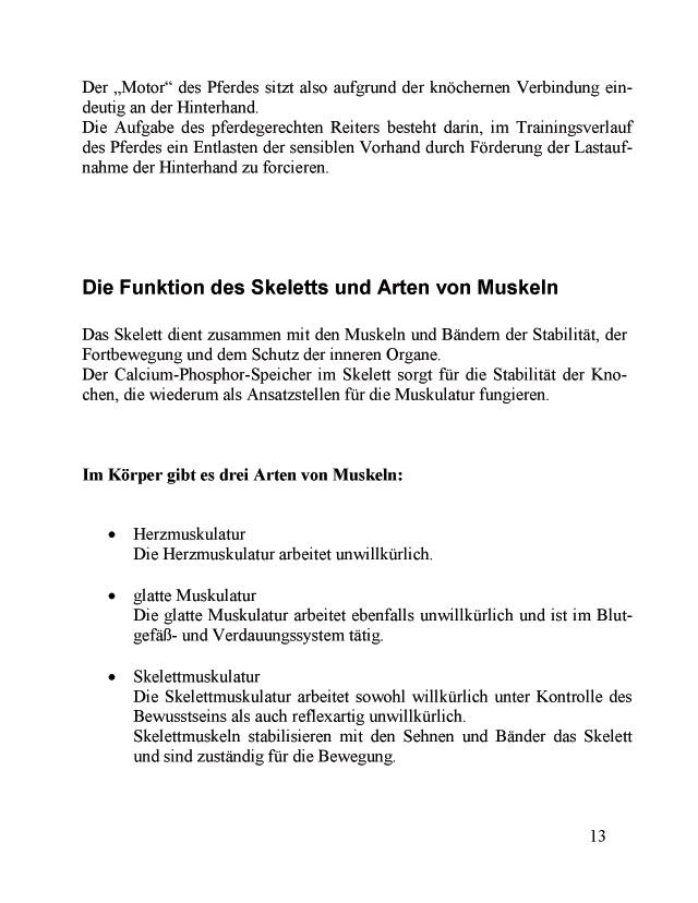 BoD-Leseprobe: Muskulatur verstehen - Training optimieren