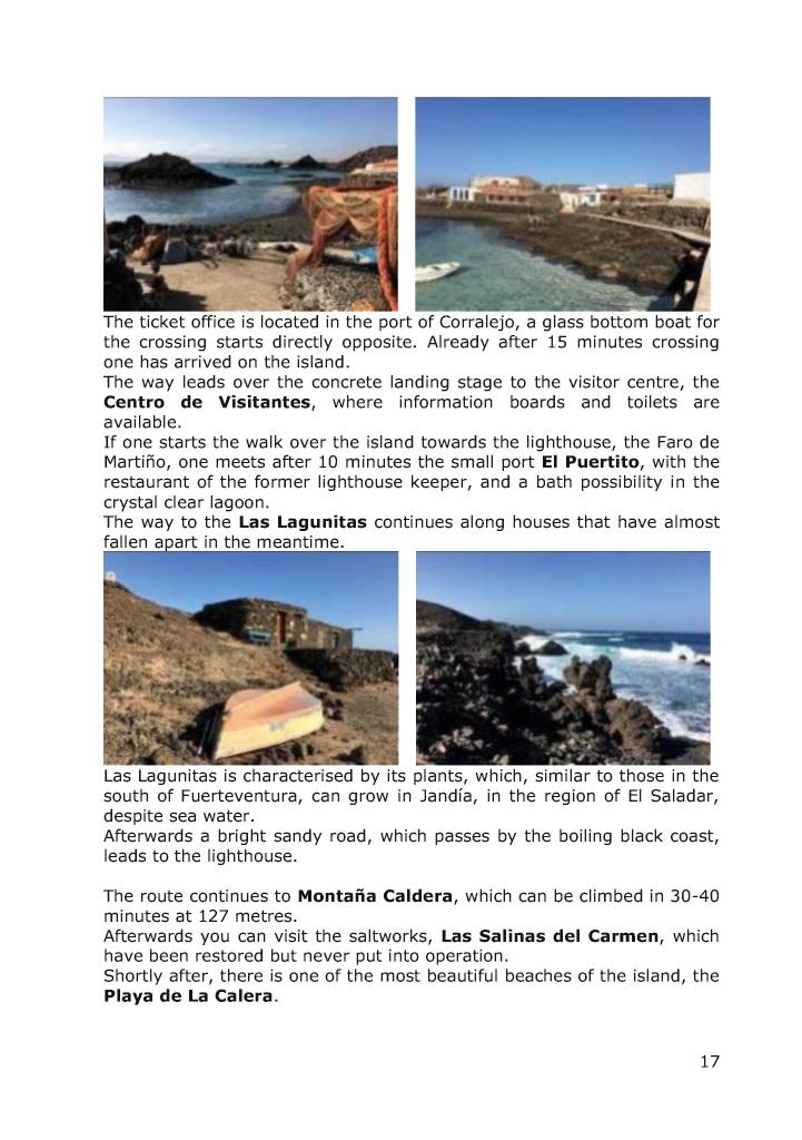 BoD-Leseprobe: Fuerteventura    in a different way! Travel
