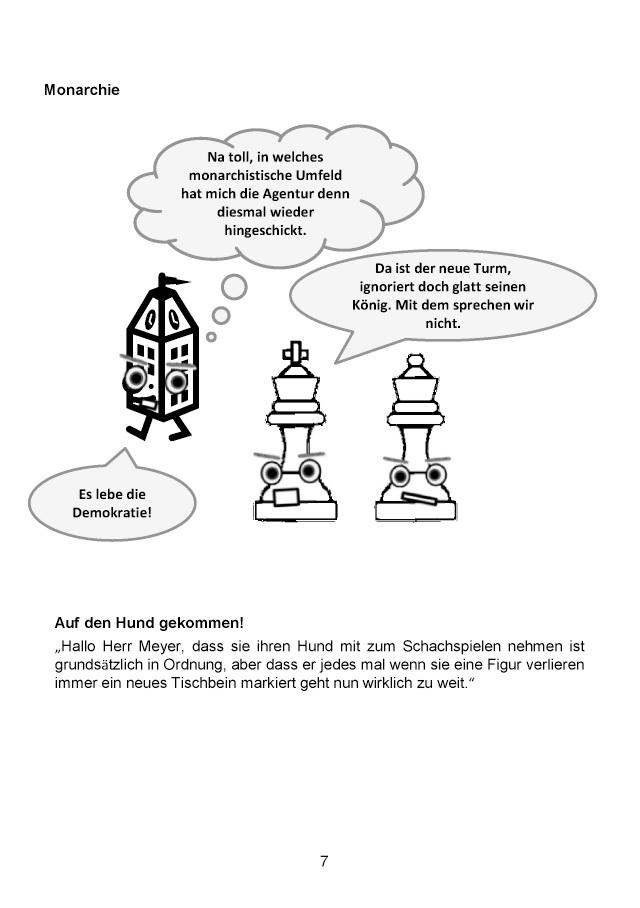 Hühnerdatiing-Agentur Witz