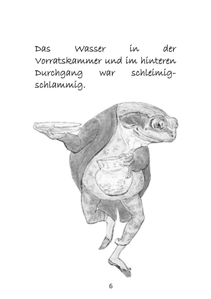 Bod Leseprobe Die Geschichte Von Herrn Jeremy Fischer Inklusive