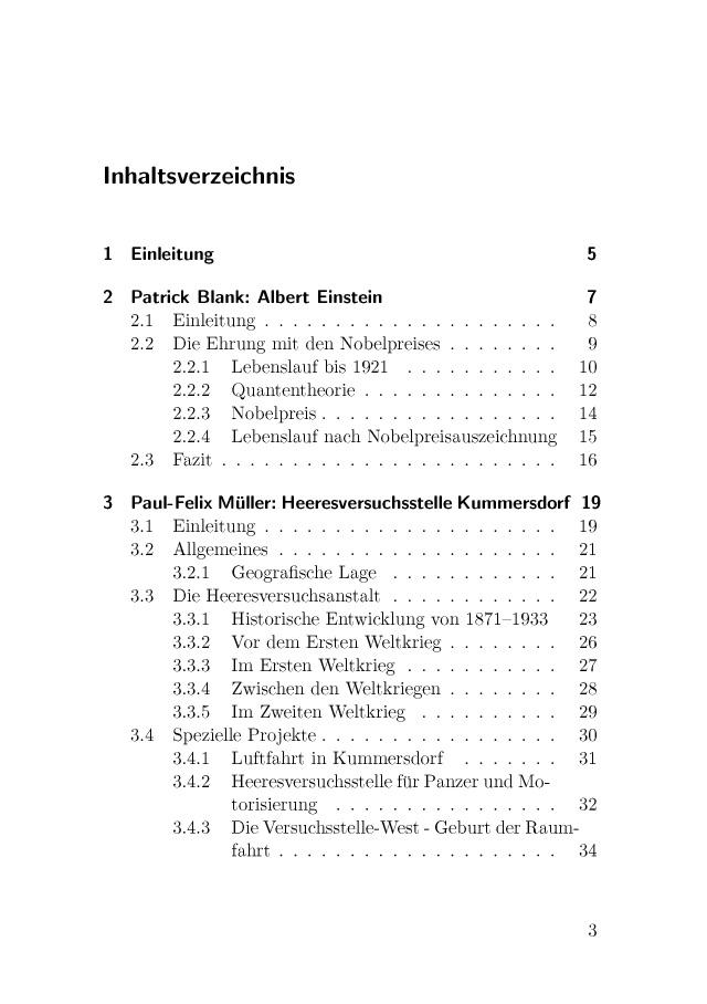 Bod Leseprobe Facharbeiten Anregungen Und Beispiele