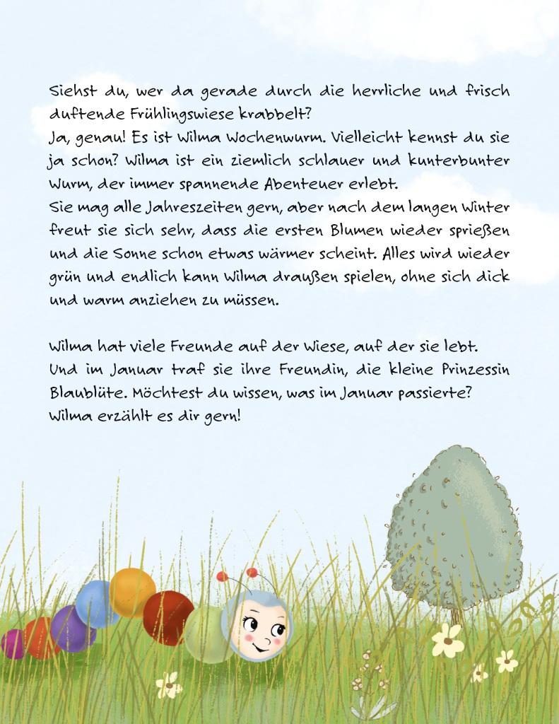 Bod Leseprobe Lerngeschichten Mit Wilma Wochenwurm Teil 3