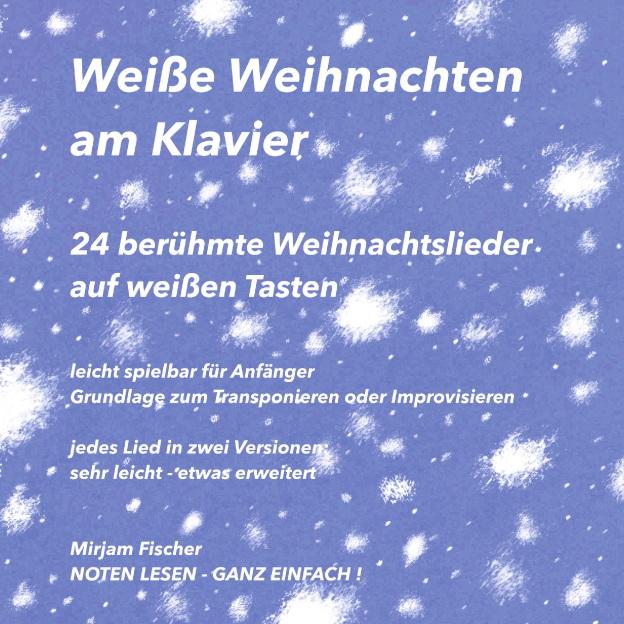 2019 Weiße Weihnachten.Bod Leseprobe Weiße Weihnachten Am Klavier