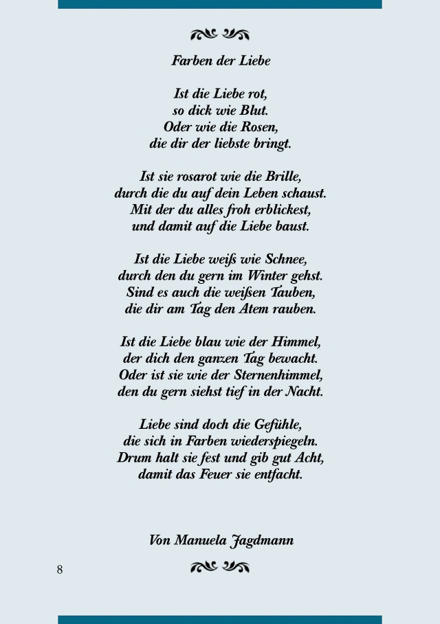 Bod Leseprobe Maja Meine Gedichte 2