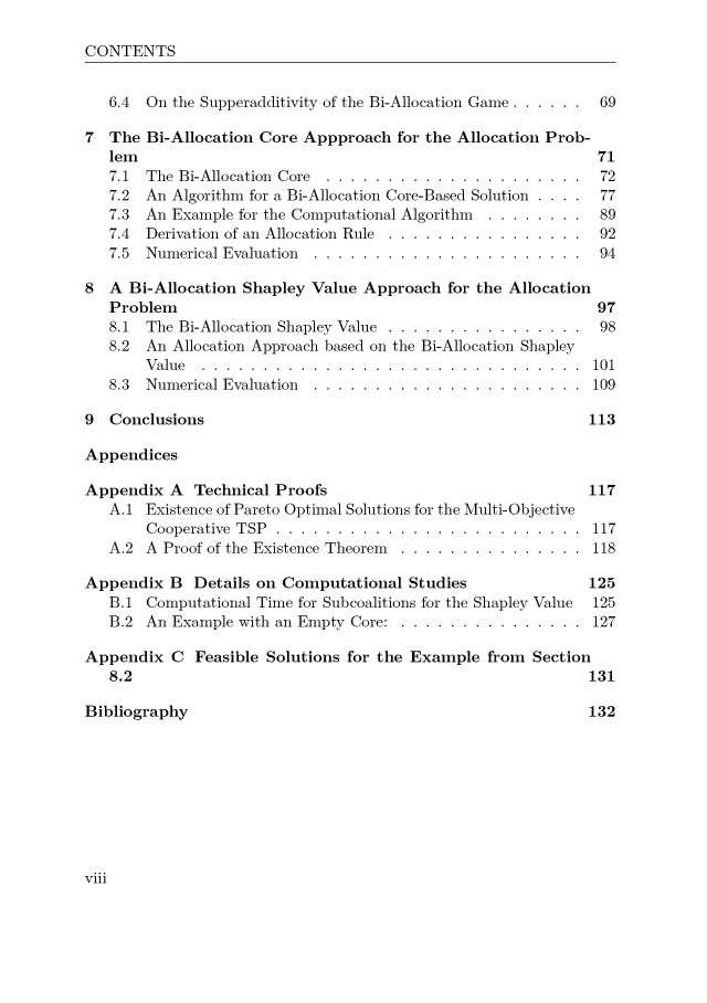 BoD-Leseprobe: Game-Theoretic Approaches to Allocation