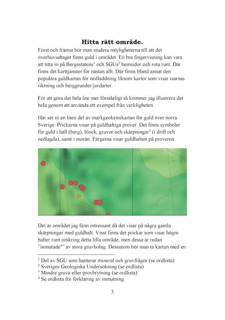 Inmutningar I Sverige Karta
