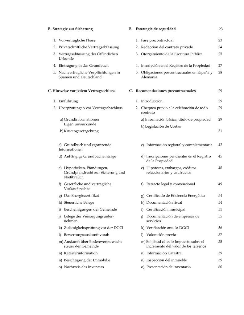 Bod Leseprobe Immobilien In Spanien