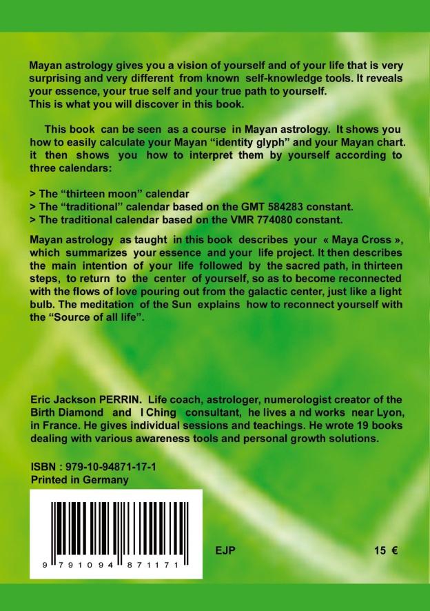 Lire Un Extrait Avec Bod Practical Mayan Astrology