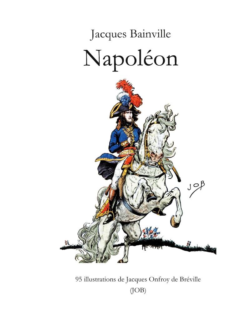 Lire un extrait avec BoD : Napoléon illustré par JOB