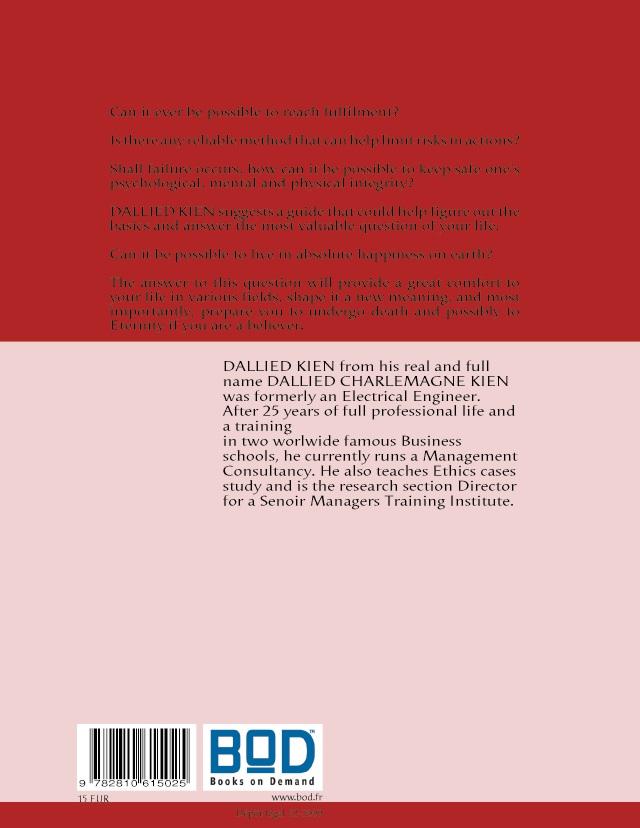 Lire un extrait avec BoD : THE ETHICS-BASED APPROACH