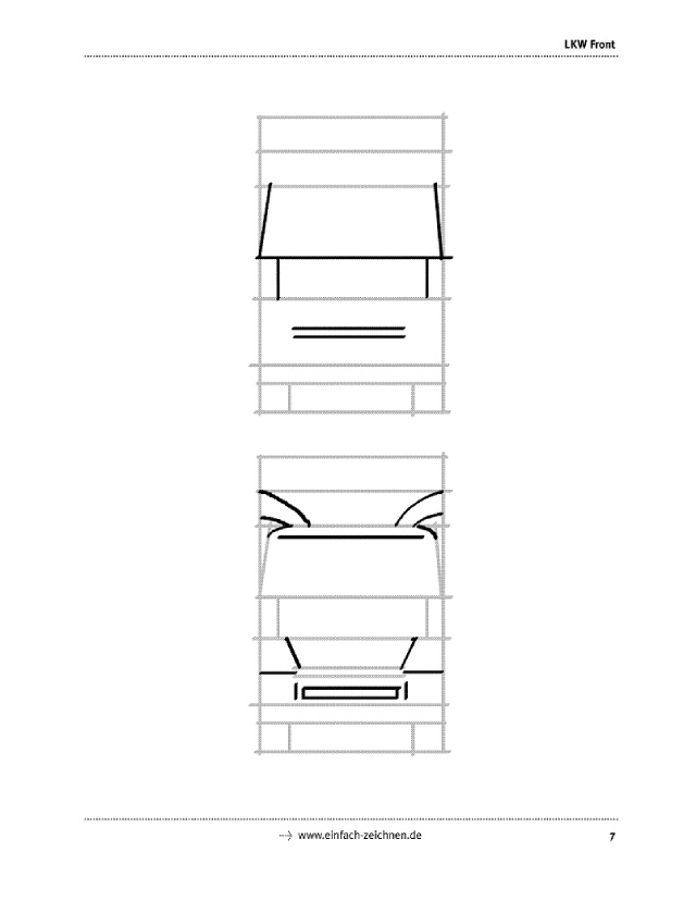 Bod Leseprobe Einfach Autos Zeichnen Schritt Für Schritt