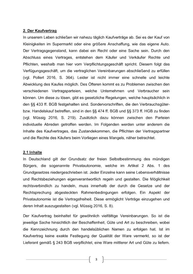 Bod Leseprobe Gewährleistungsansprüche Deutscher Autokäufer Am