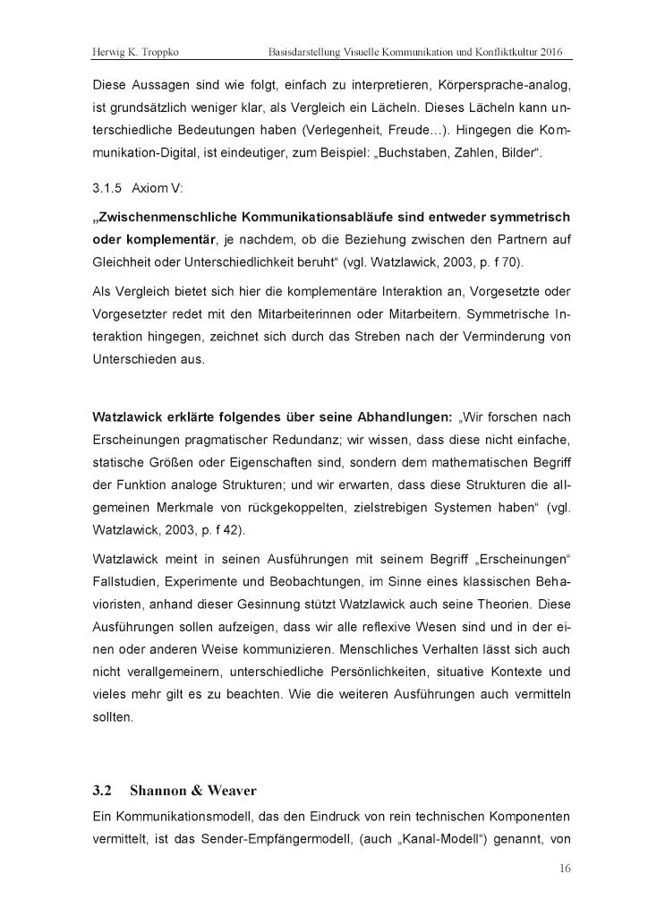 BoD-Leseprobe: Visuelle Kommunikation und Konfliktkultur