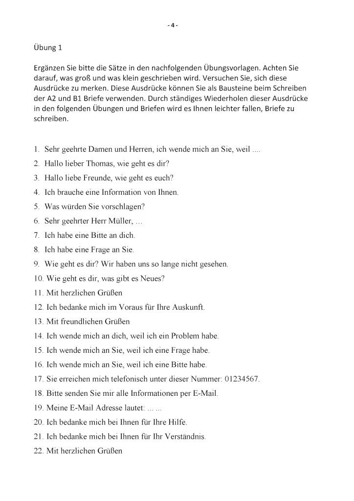 Bod Leseprobe Briefe Schreiben Teil 2
