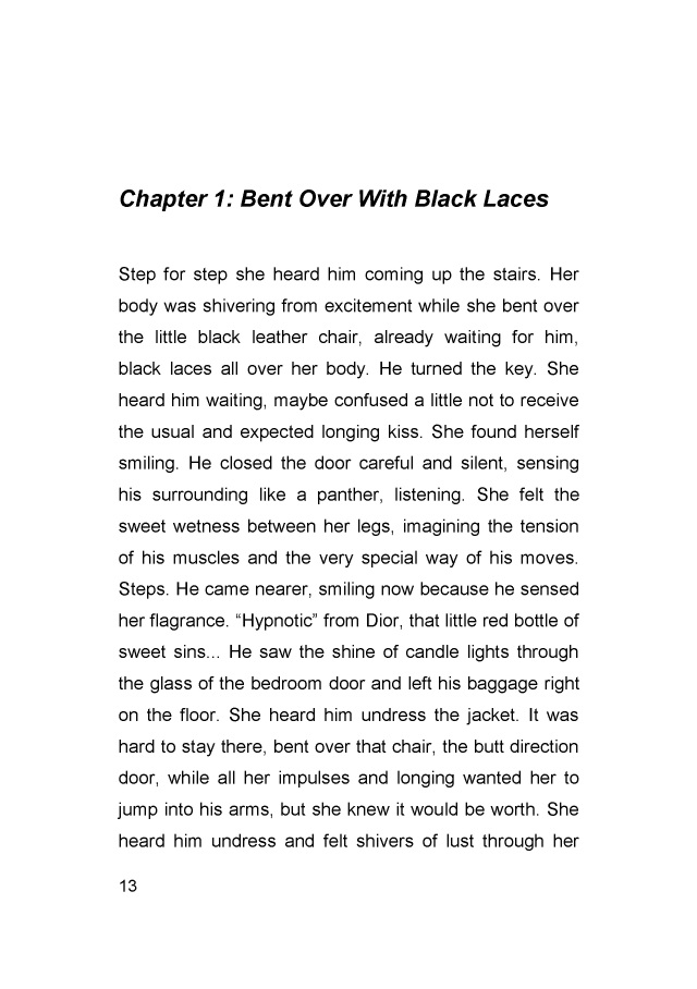 stories for erotic women Short