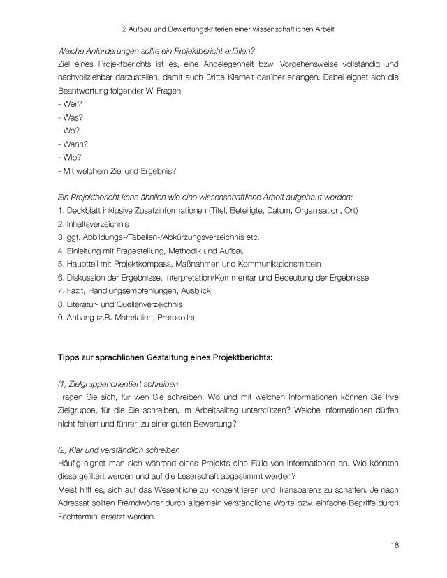 Bod Leseprobe Dein Schreib Coach Bachelor Master Doktor Und