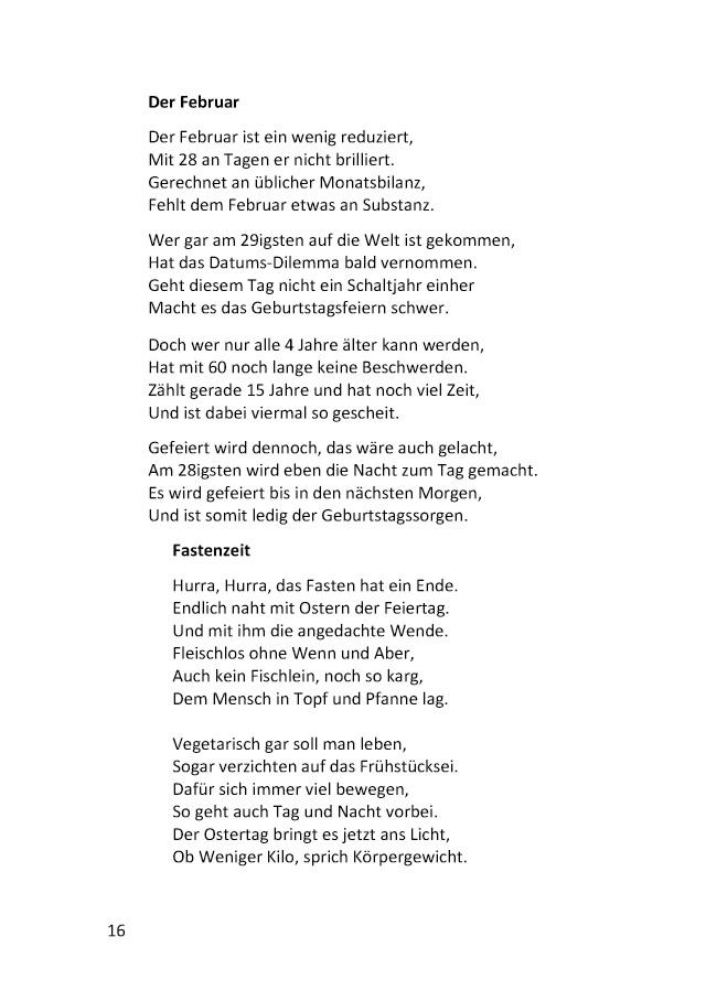 Bod Leseprobe Resis Gedichte Und Sonst Nichts