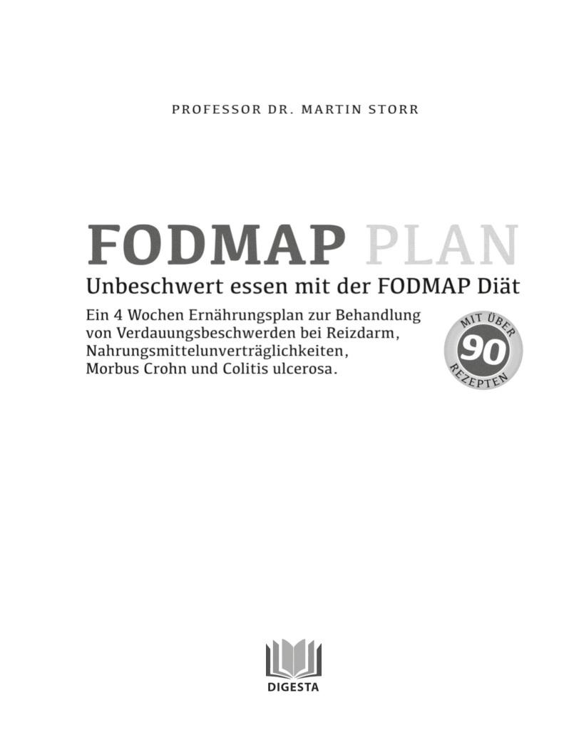 Bod Leseprobe Der Fodmap Plan Unbeschwert Essen Mit Der Fodmap Diat