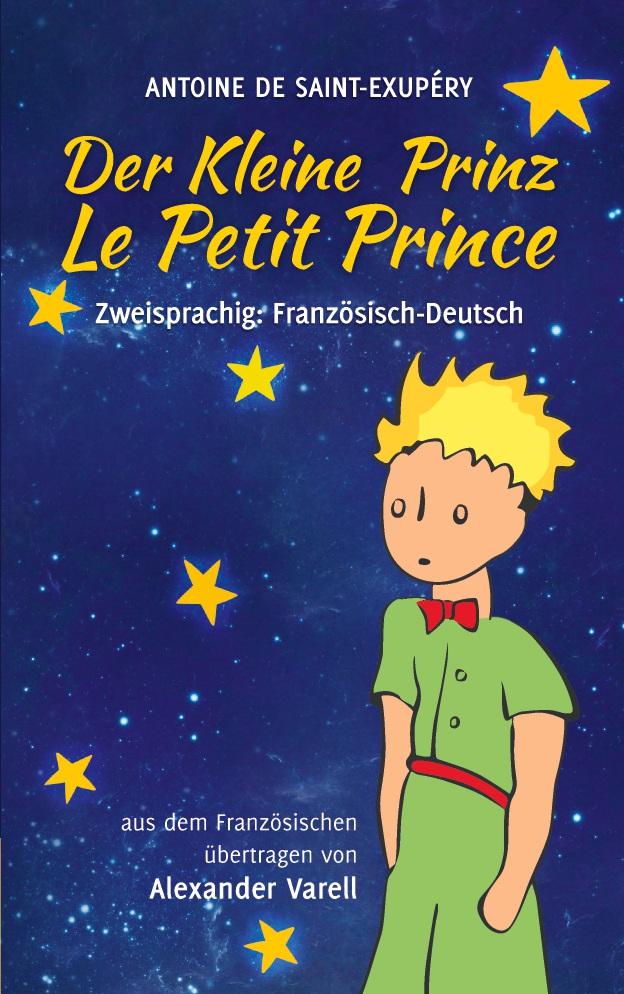 Leseprobe Der Kleine Prinz Le Petit Prince Zweisprachig Franzosisch Deutsch