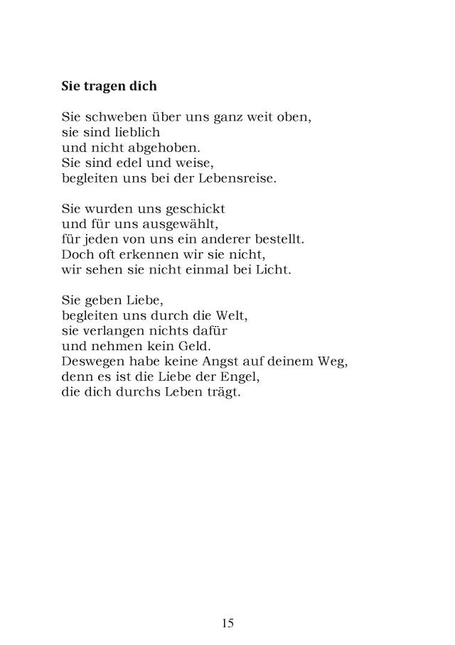 Bod Leseprobe Gedichte