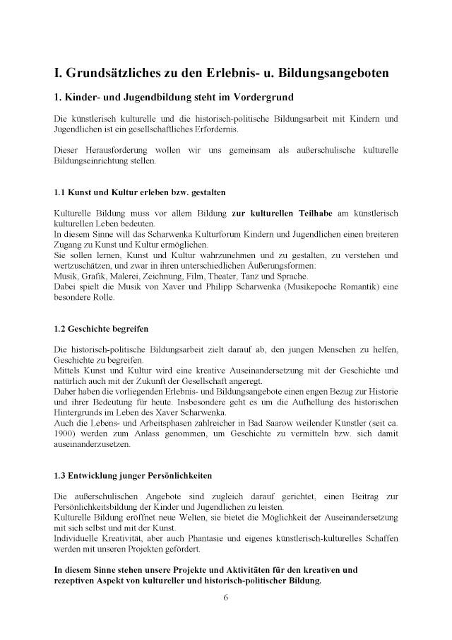 BoD-Leseprobe: Auf Entdeckungstour in Geschichte, Kunst und Kultur